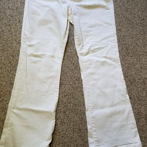 Womens Tommy Hilfiger white jeans 14